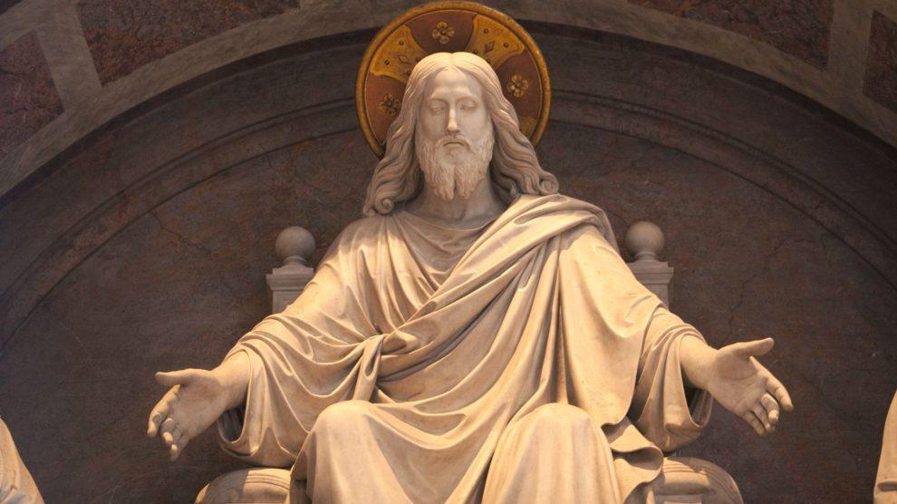 A Big C Jesus